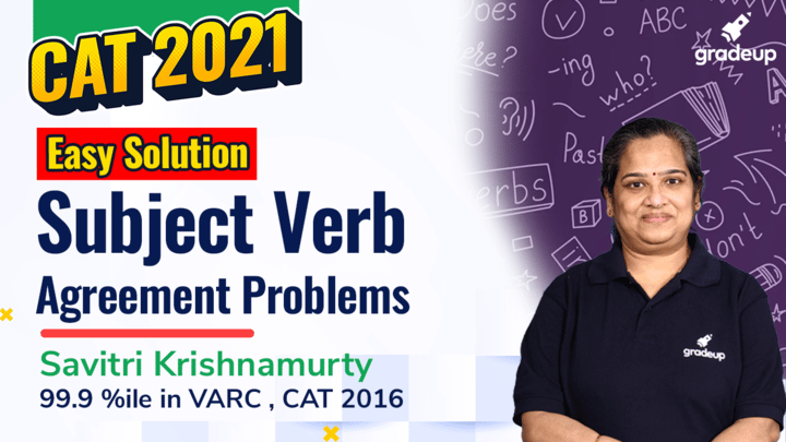 The Easy Solution to Subject Verb Agreement Problems