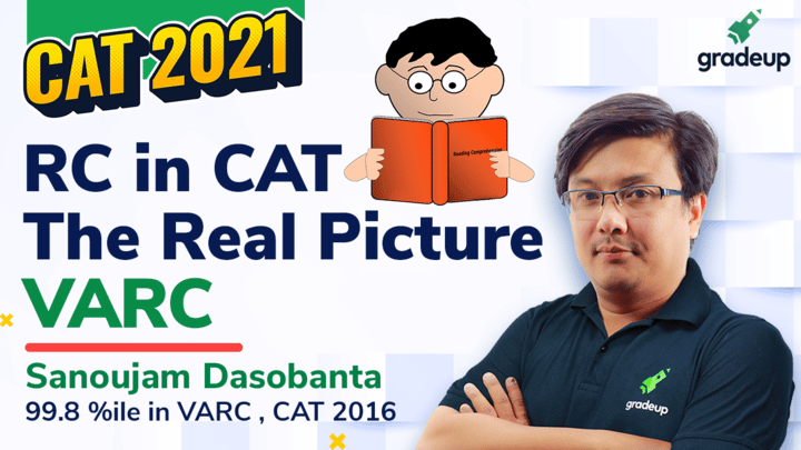 RC in CAT - the real picture