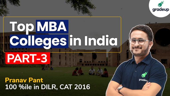 Top MBA Colleges in India (Part-3)