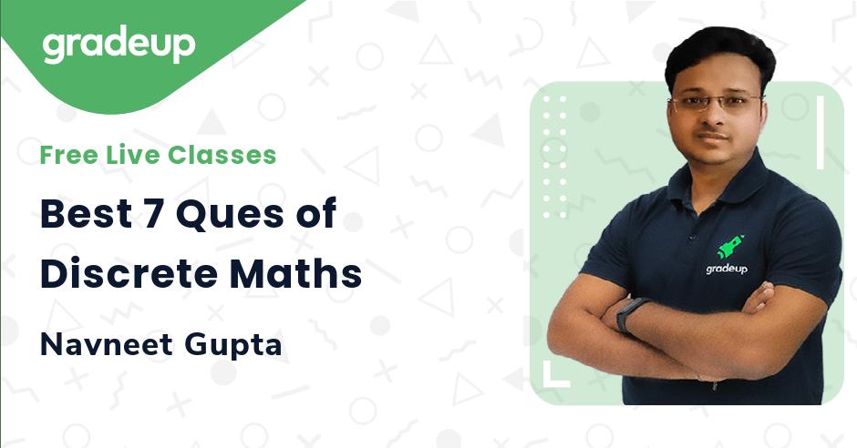 Best 7 Ques of Discrete Maths