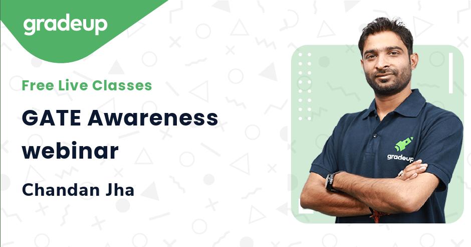 GATE Awareness webinar