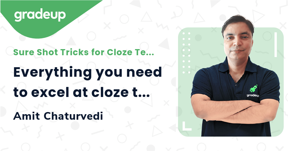 Live Class: Everything you need to excel at cloze tests