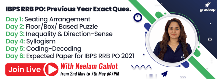 IBPS RRB PO: Previous Year Exact Ques.