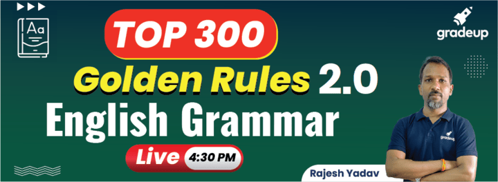 Golden Rules of English Grammar 2.0