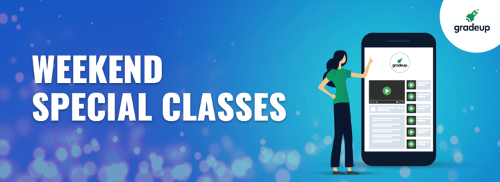 Weekend Special Classes for UP-State Exams