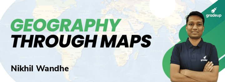 Geography through Map's