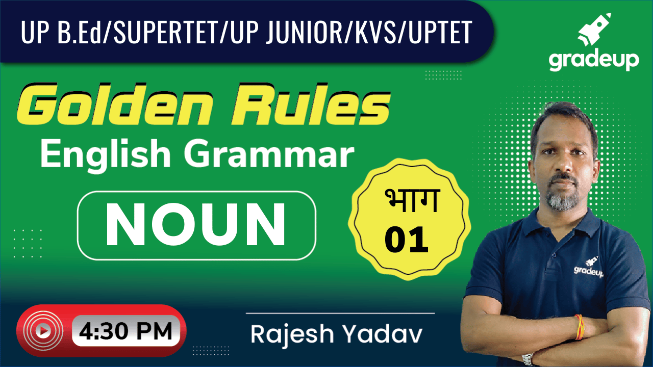 Lets learn all about Noun!