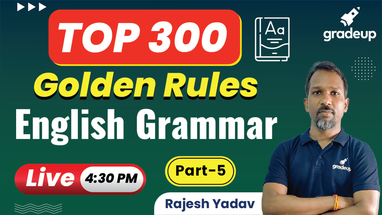English Grammar Rules Part-05