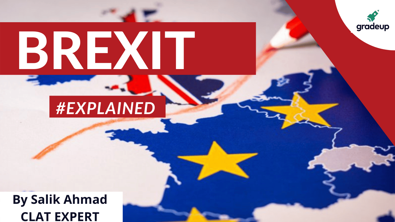 Brexit:  European Union and the Exit of Britain