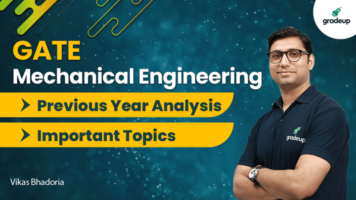 Previous Year GATE Exam Analysis and Important topics