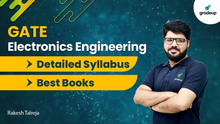 Know your GATE Syllabus & Best Books