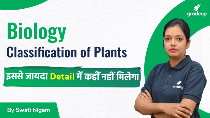 Botany | Early Classifications of Plants