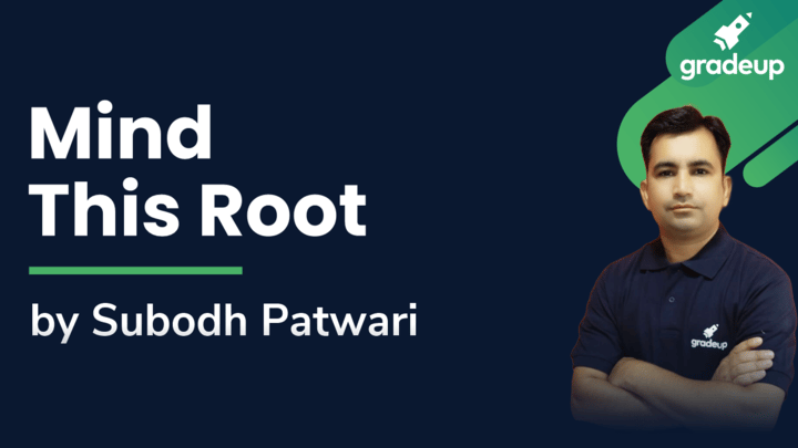 Live Class: Mind This Root