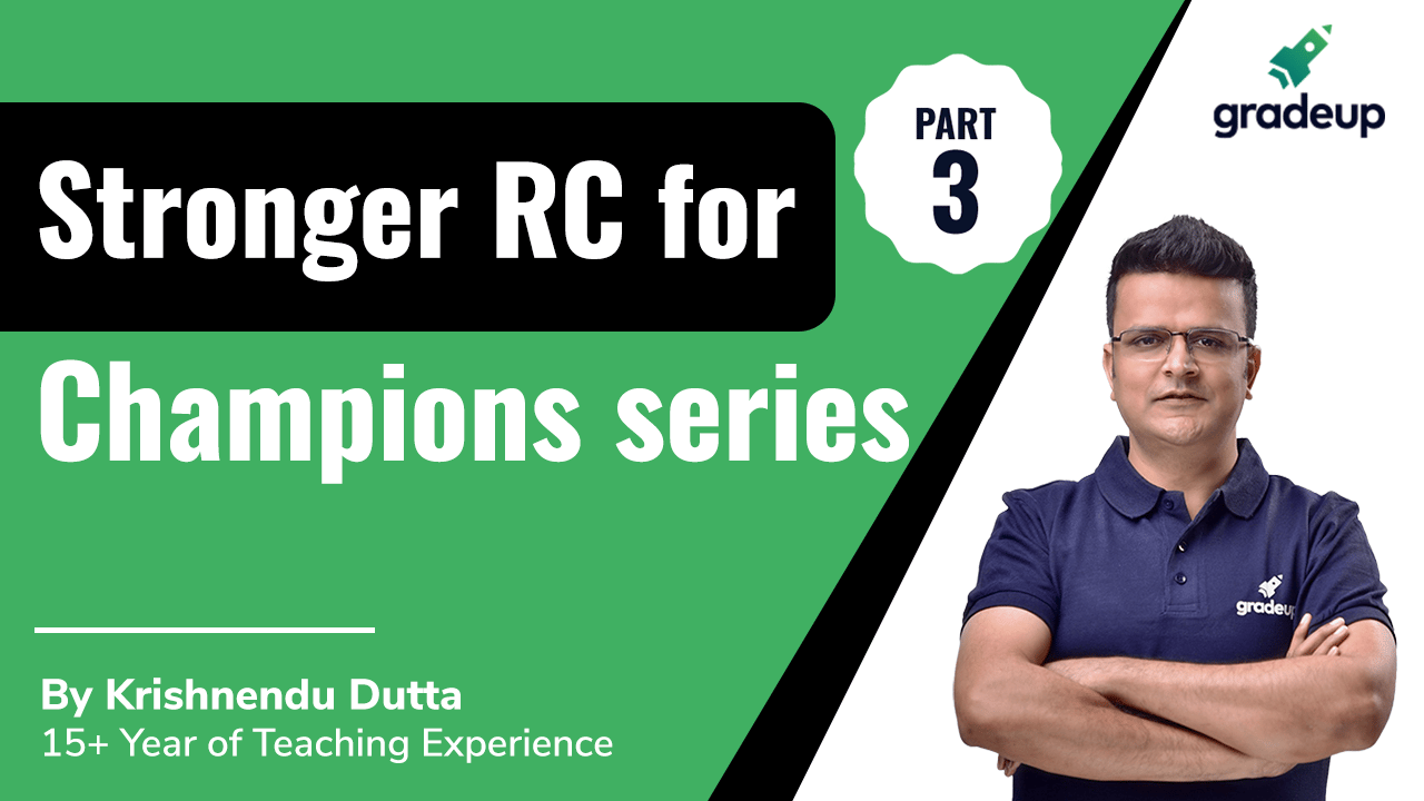Stronger RC for Champions series Part 3