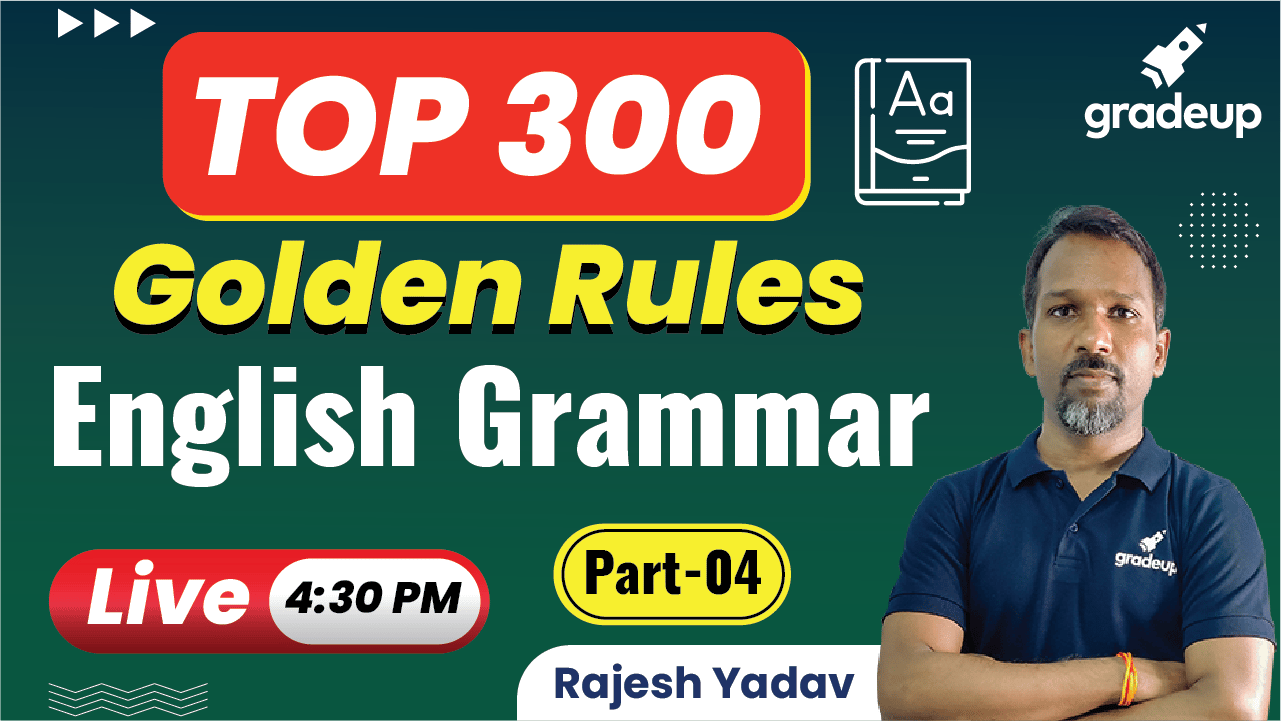 English Grammar Rules Part-04