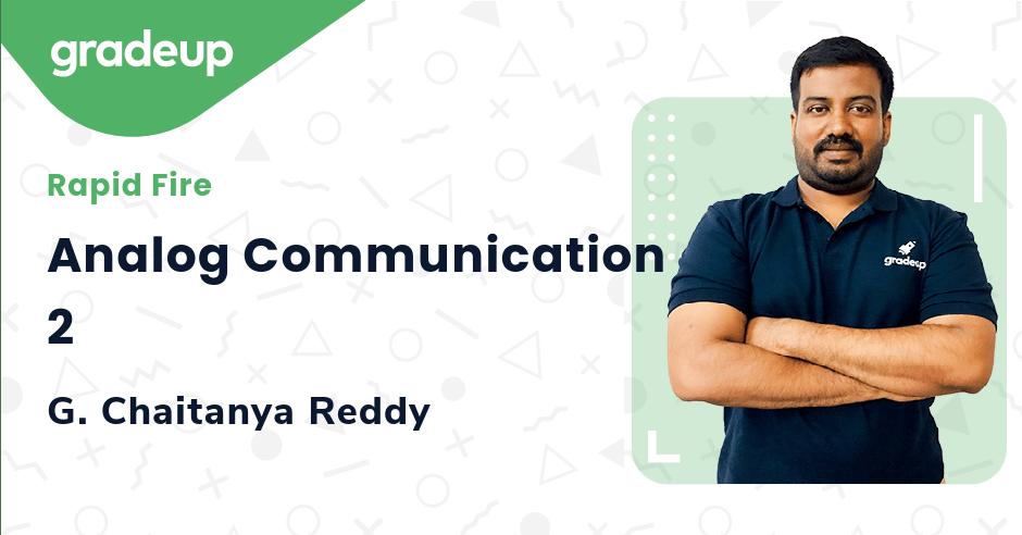 Analog Communication 2
