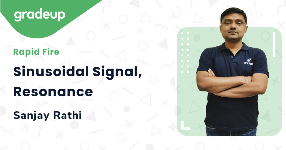 Sinusoidal Signal, Resonance