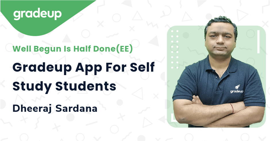 Gradeup App For Self Study Students