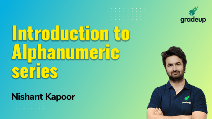 Introduction to Alphanumeric series