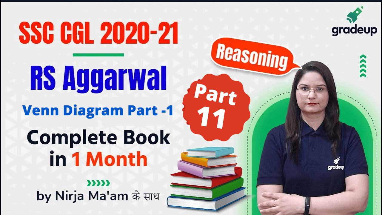 RS Aggarwal Complete Book in 30 Days Part 11 | SSC CGL 2020-21