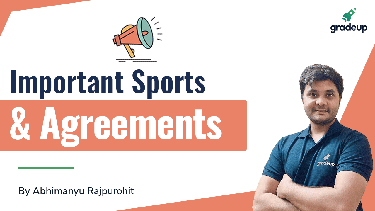 Important Sports & Agreements