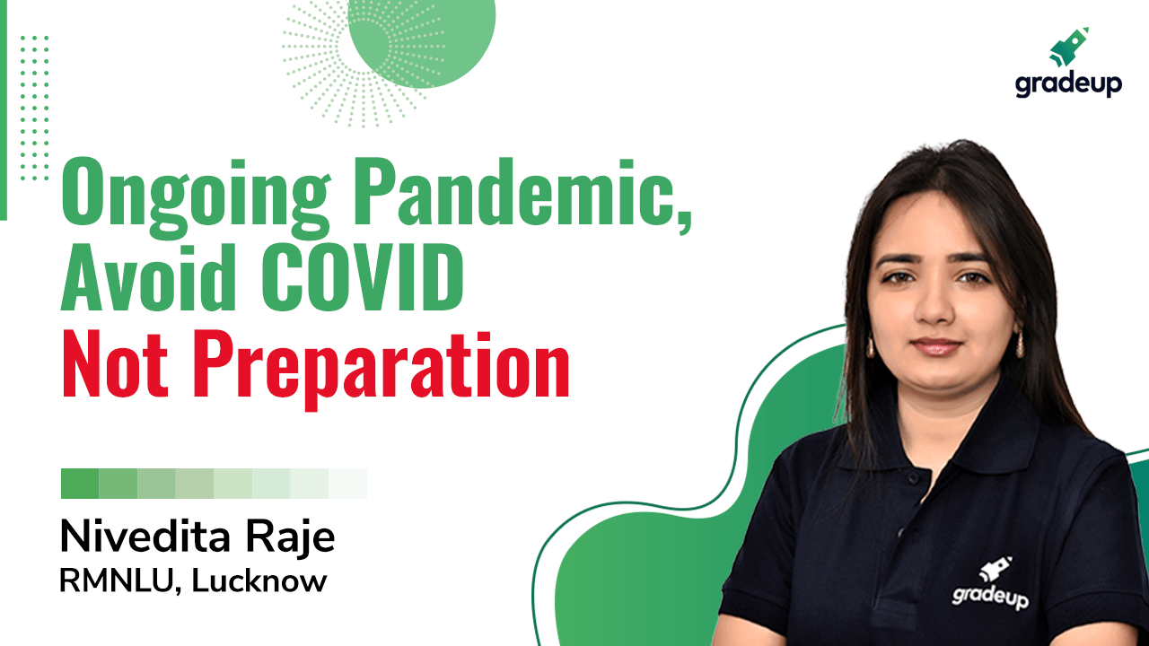 Ongoing Pandemic, Avoid COVID, Not Preparation