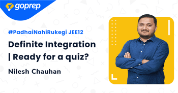 Definite Integration | Ready for a quiz?