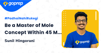 Be a Master of Mole Concept Within 45 Minutes
