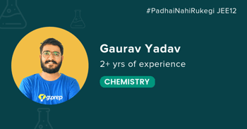 Fall in Love with INORGANIC with Gaurav Sir : Noble Gases