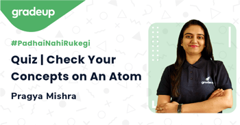 Quiz | Check Your Concepts on An Atom