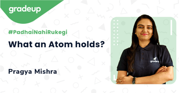 What an Atom holds?