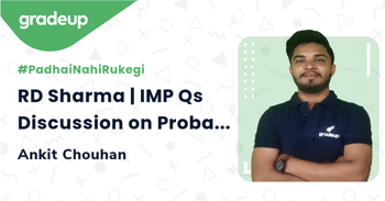RD Sharma | IMP Qs Discussion on Probability