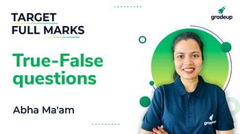 True-False Questions
