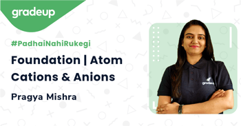 Foundation | Atom Cations & Anions