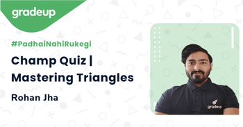 Champ Quiz | Mastering Triangles