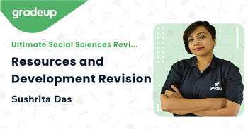 Resources and Development Revision