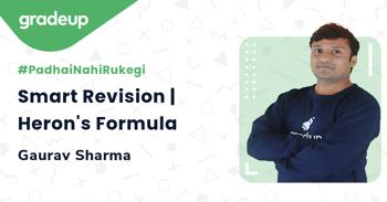 Smart Revision | Heron's Formula