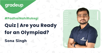 Quiz | Are you Ready for an Olympiad?
