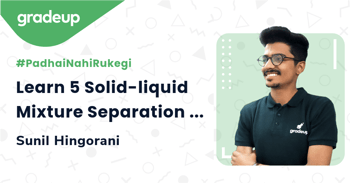 Learn 5 Solid-liquid Mixture Separation Techniques!