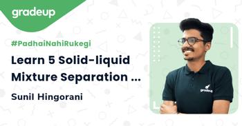Learn 5 Solid-liquid Mixture Separation Techniques!
