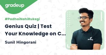 Genius Quiz | Test Your Knowledge on Chemical Formulae