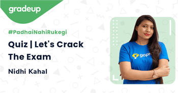 Quiz | Let's Crack The Exam