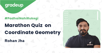 Marathon Quiz  on Coordinate Geometry