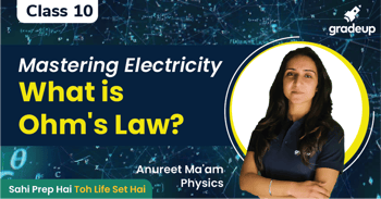 What is Ohm's Law?