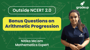 Bonus Questions on Arithmetic Progression