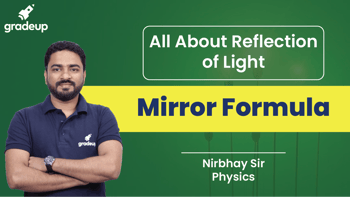 Mirror Formula