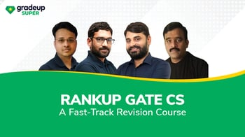 Rankup GATE CS : A Fast-track Revision Course