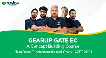 GearUp GATE 2021 : A Concept plus Practice Course For Electronics