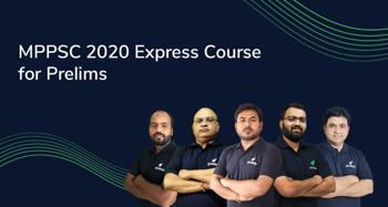 MPPSC 2020 Express Course for Prelims