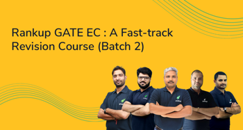 Rankup GATE EC : A Fast-track Revision Course